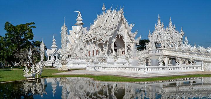 Белый храм Ват Ронг Кхун