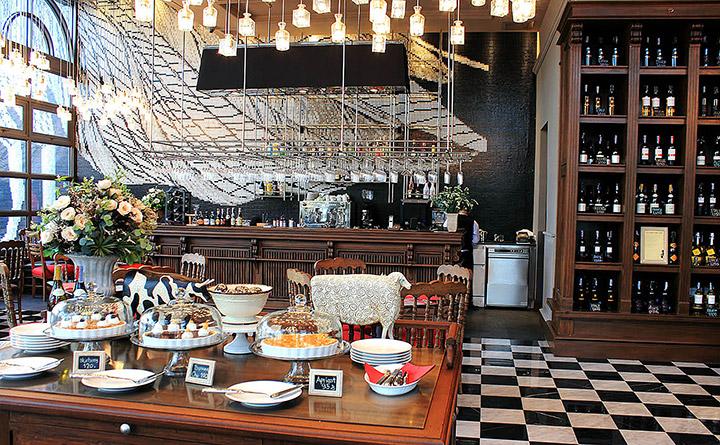 Ресторан La Ferme
