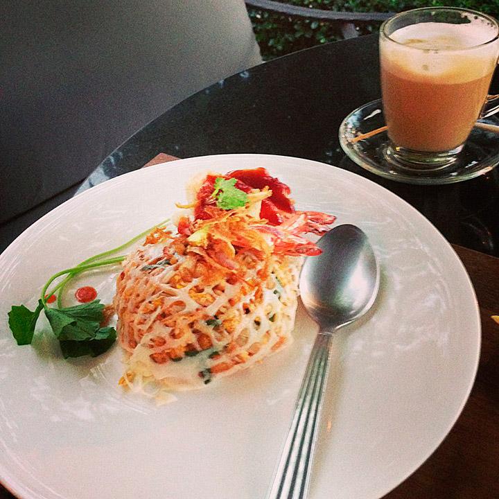 Ресторан La Ferme-Пад Тай