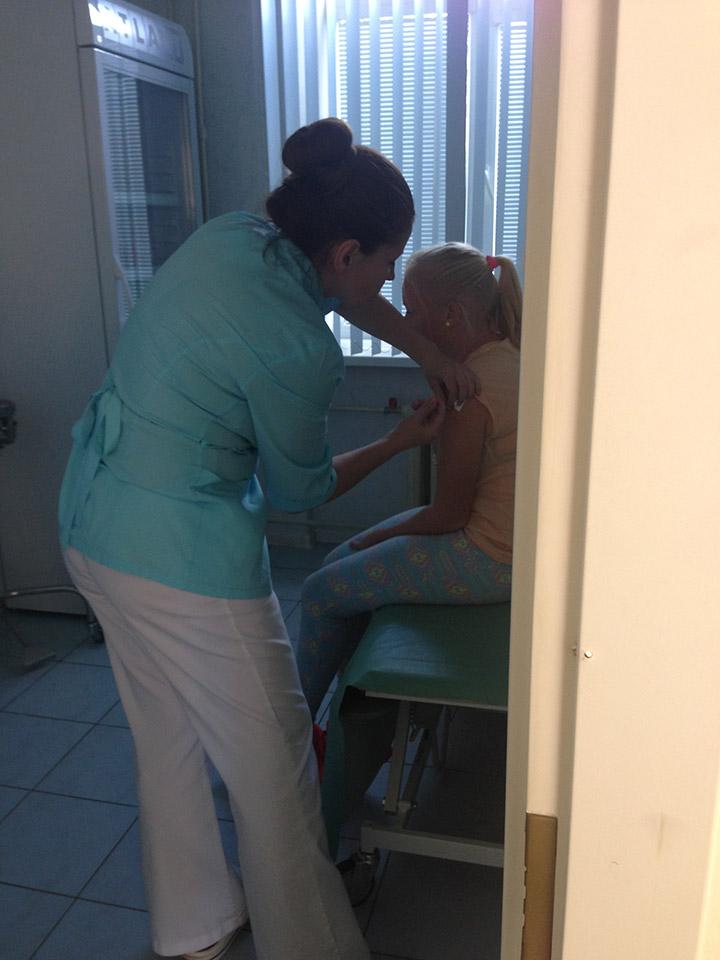 укол вакцины от бешенства безболезненный