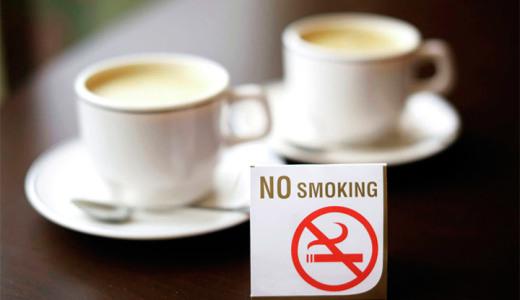 запрет на курение в ресторанах