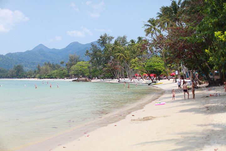 Пляж Клонг Прао Ко Чанг