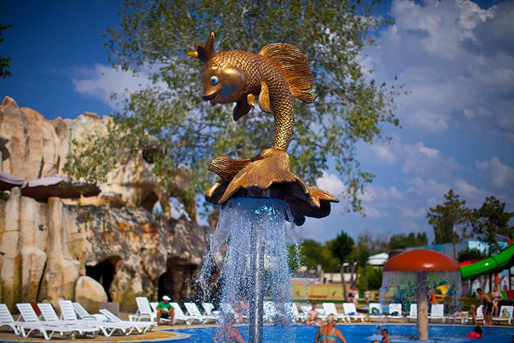 аквапарк в евпатории фото