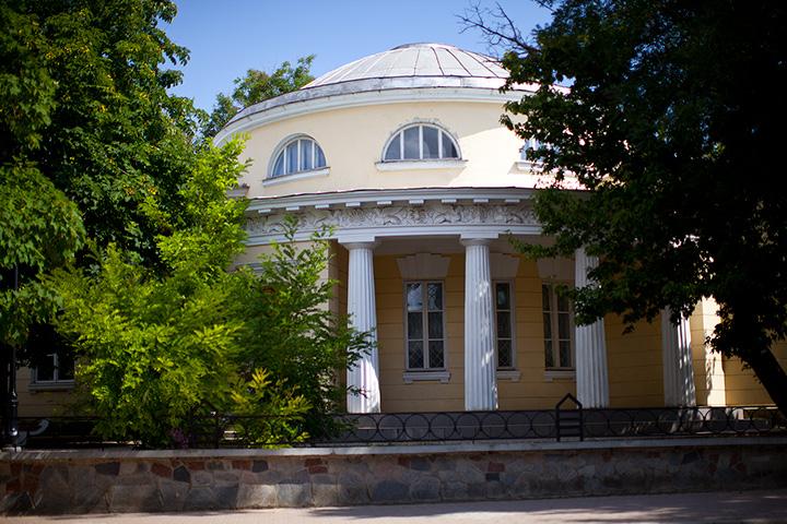библиотека Пушкина Евпатория
