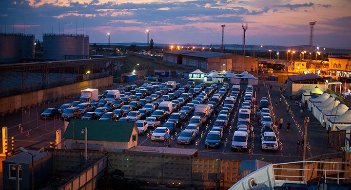 Москва Крым порт кавказ фото