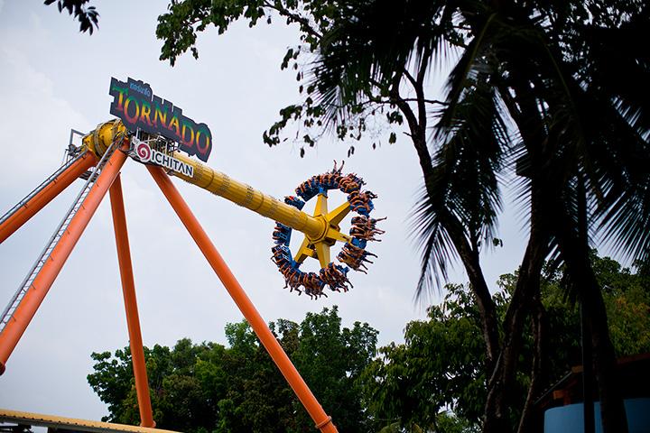 dream world (Дрим Ворлд) - Парк мечты в Бангкоке