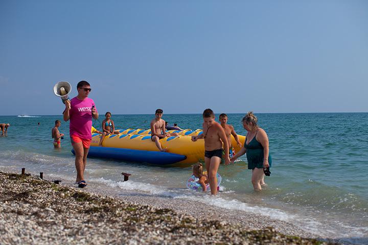 Пляж № 1 фото
