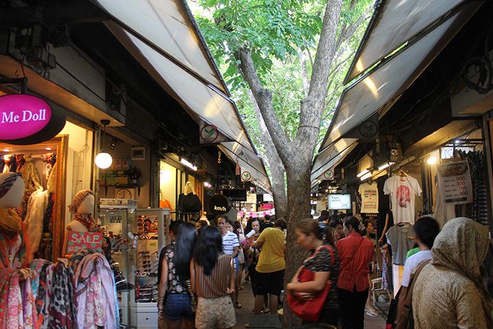 Чатучак рынок Бангкока