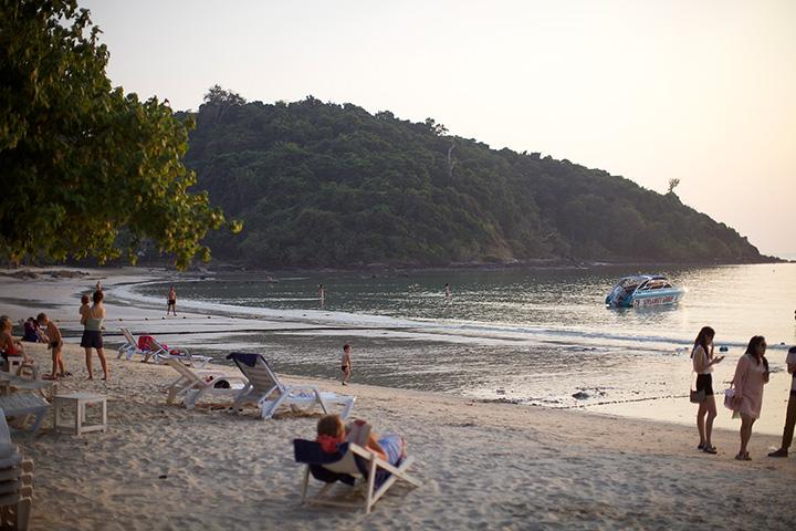 Пляж Ао Прао при отеле Лима Коко
