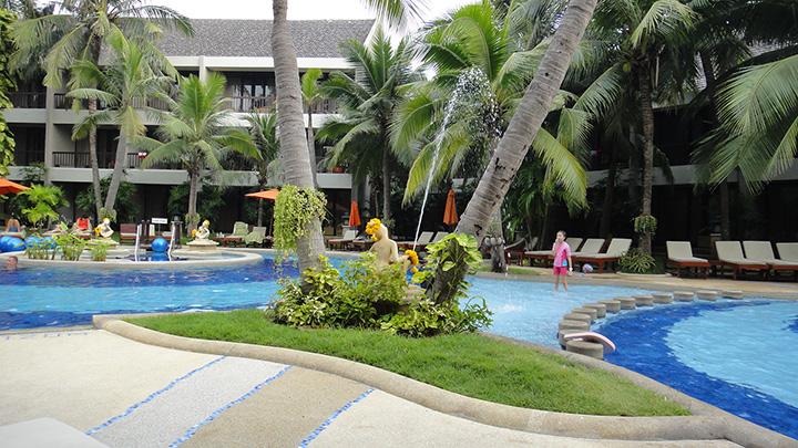 снято 6 октябре в отеле Сиам Байшор, в котором мы останавливались в Паттайе
