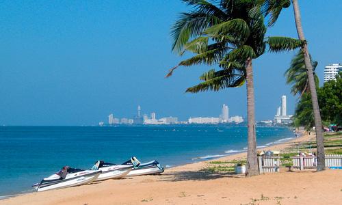 пляж отеля Дор шада