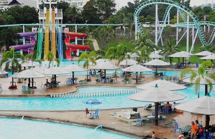 аквапарк Паттайя Парка