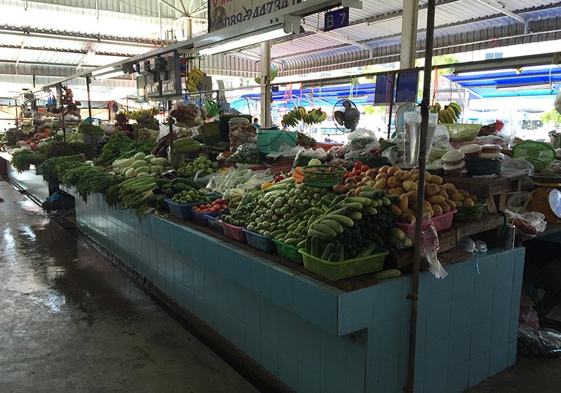 Рынок Джомтьен фото