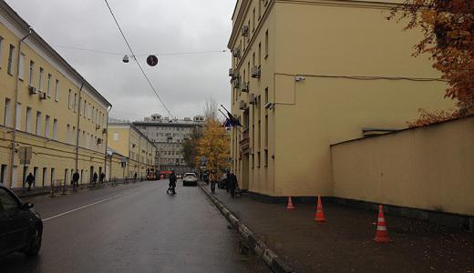Посольство Тайланда в Москве