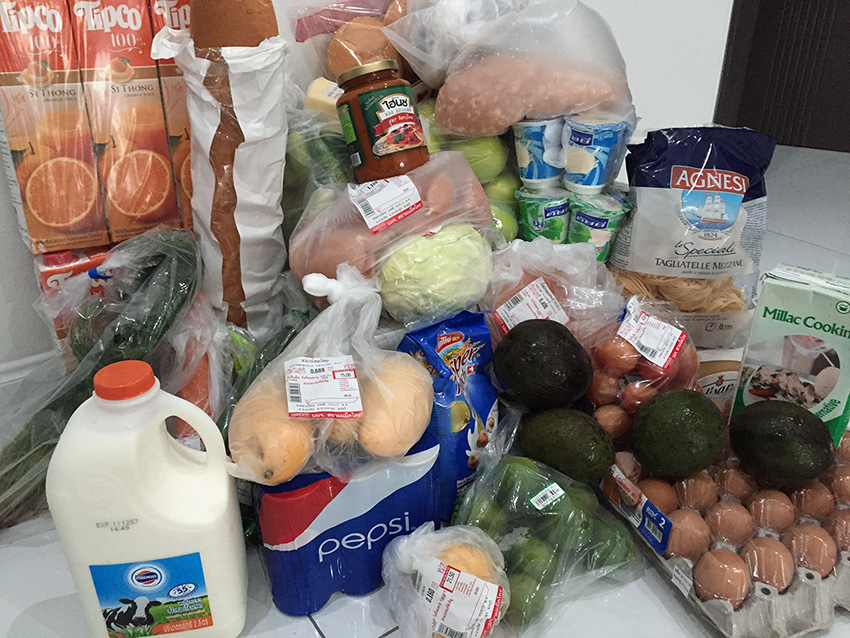 Теперь продукты на неделю стоят не 3000 рублей, а 6000