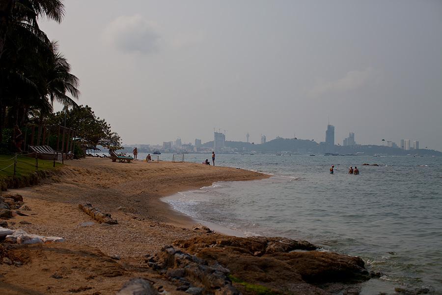 пляж отеля капе дара