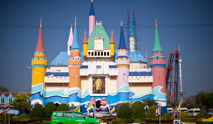 Сиам Парк - фото-Тайский Диснейленд