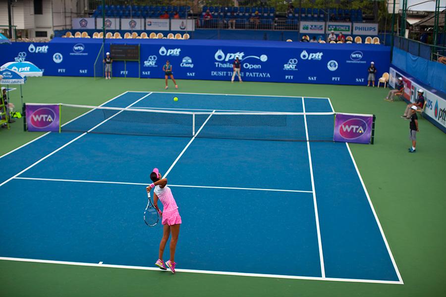 Лиза не только подающая надежды молодая и красивая теннисистка, но еще и самая модная!