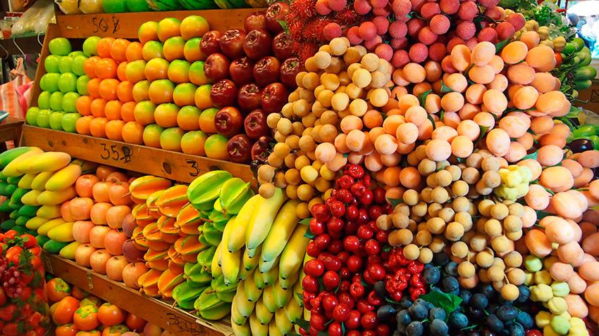 фрукты тайланда фото описание цена
