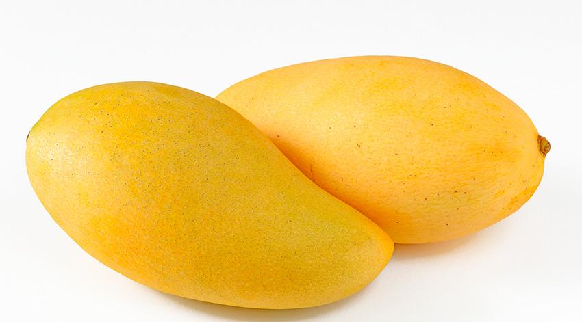 самые популярные манго в Тайланде - вот такие