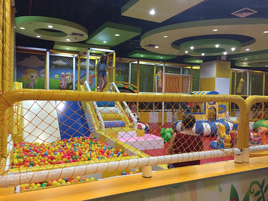 игровая комната в Паттайе фото