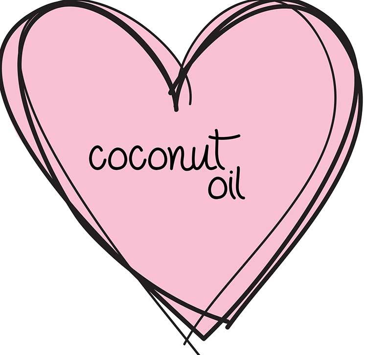 кто любит кокосовое масло? Я!