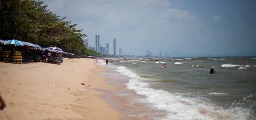 Пляж Джомтьен фото Паттайя