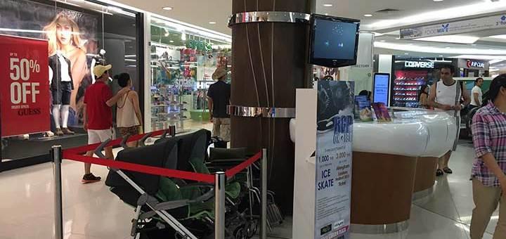 коляски на прокат в паттайе фото