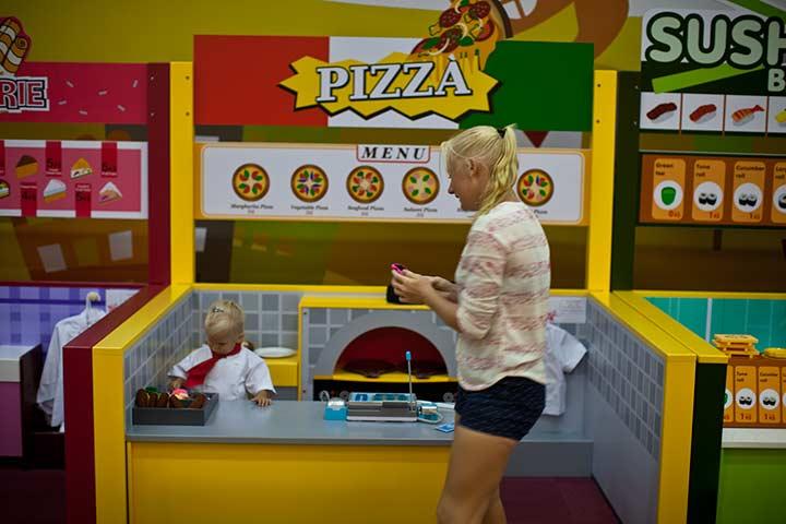 юные пиццайоло фото