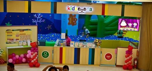Kidzoona новая детская игровая в Паттайе фото