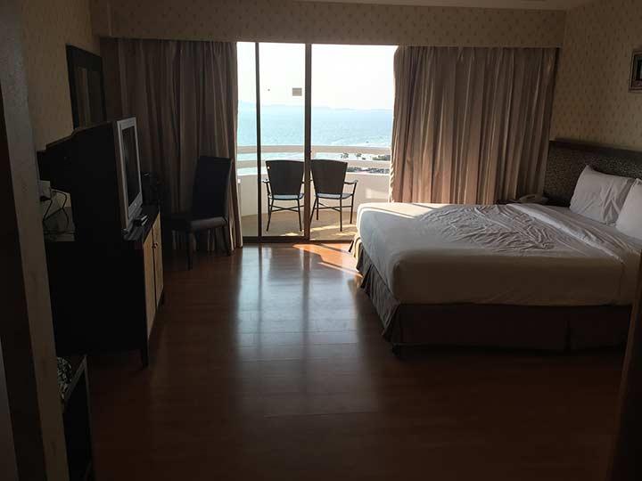 фото нашего  номера в отеле D Varee Jomtien Beach