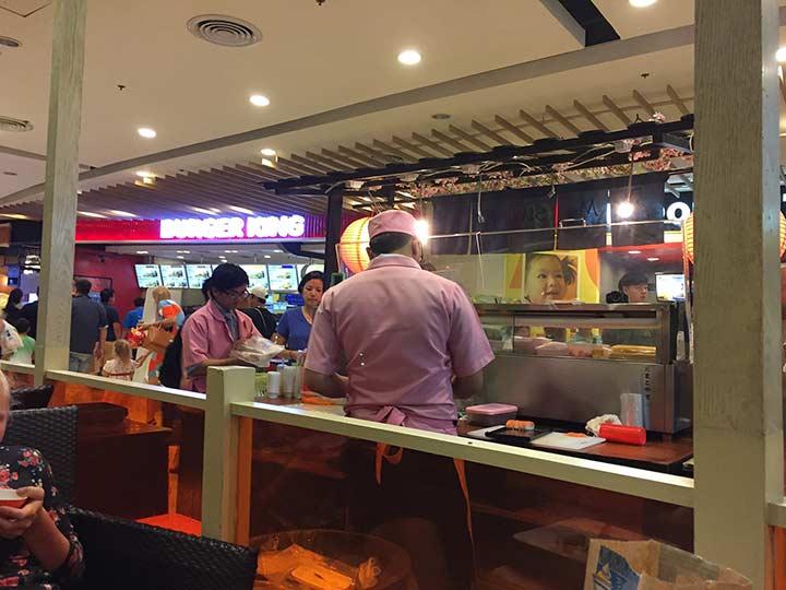 суши в Паттайе дешево