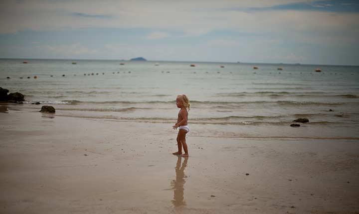 пляж паттайи фото