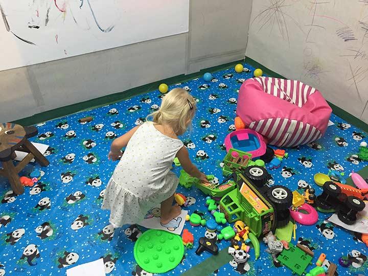 детская комната во фрейзерс уже в другой заход