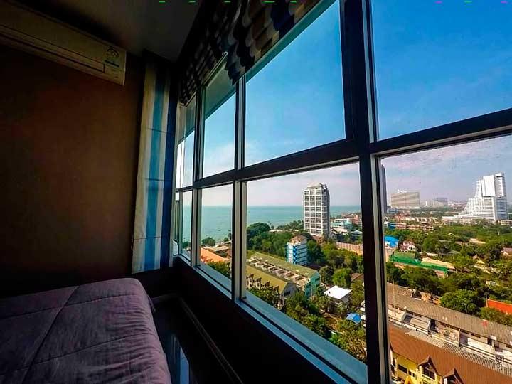 Просыпаться каждое утро с видом на Сиамский залив - бесценно!