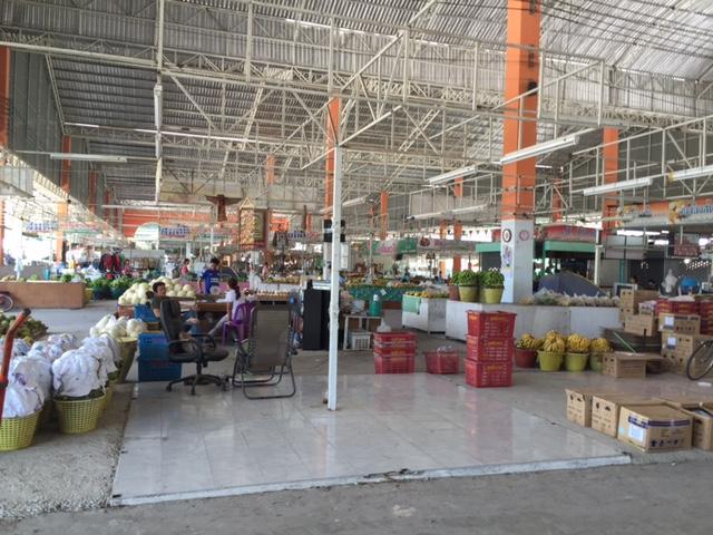 рынок колизей в Паттайе