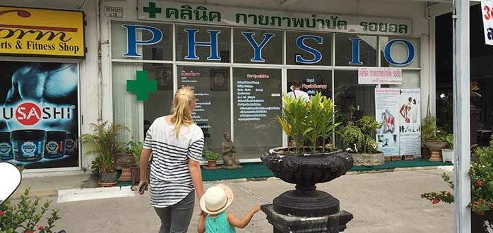 физиотерапевт в Паттайе фото