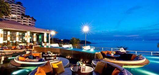 коктейли в Паттайе в отеле Роял Клифф цены и меню фото