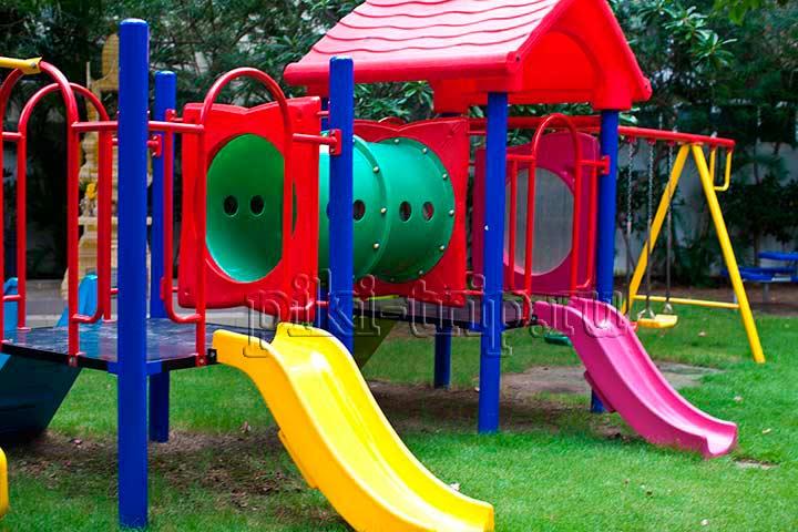 детская площадка в клифф кондо фото