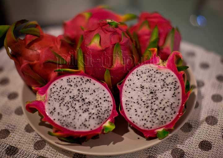 Питахайя - фрукт дракона
