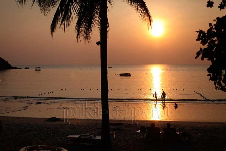 Экскурсии в Паттайе -Самет на закате