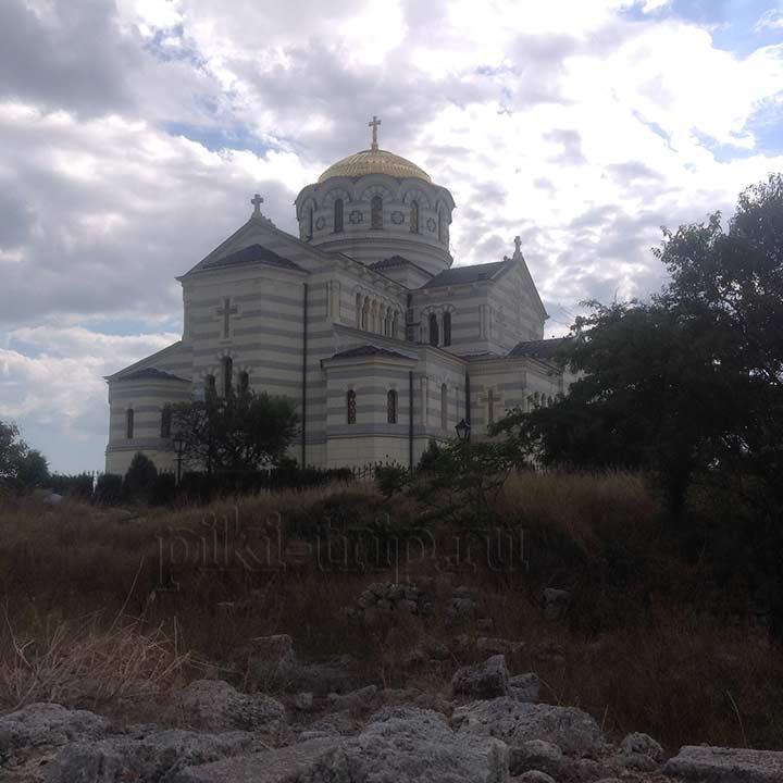 Херсонес Таврический. Владимирский собор (фото)