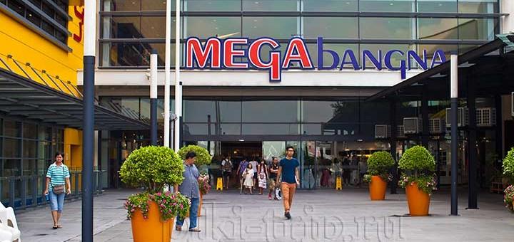 икея и мега Бангкок фото