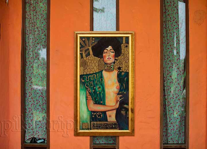 Гюстав Климт - один из моих любимых художников