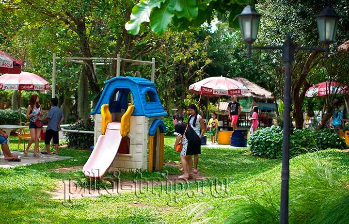 Wonder Farm - Куда пойти с детьми в Паттайе?
