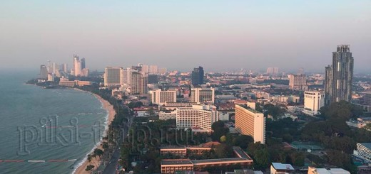 Хилтон Паттайя ( Pattaya Hilton) - бар Horizon с шикарным видом на Паттайю