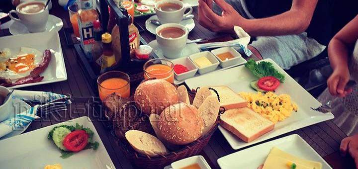 где позавтракать в Паттайе?