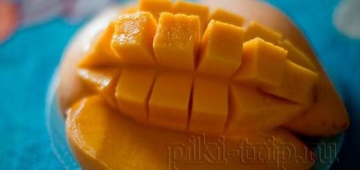 Манго фото как есть как чистить, польза манго
