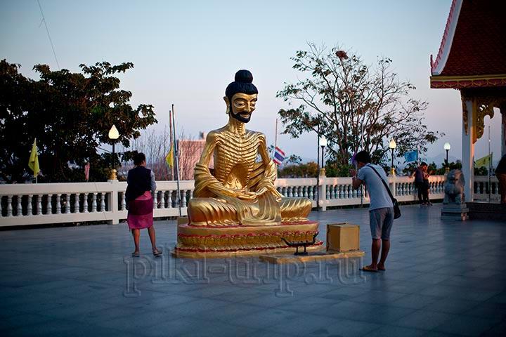 Один из Будд символизирующий день недели