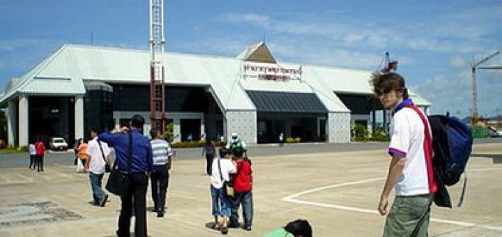 аэропорт Краби фото